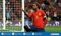 Sergio Ramos alcanzaría descomunal marca con la selección española