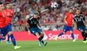 Argentina igualó 0-0 con Chile en amistoso internacional por fecha FIFA [RESUMEN]