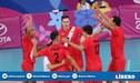 Selección Peruana de Vóley Masculino buscará hacer historia en el Sudamericano de Chile