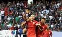 EEUU vs México [TUDN EN VIVO] Tri gana 1-0 con gol de Chicharito