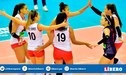 Perú cayó por 3-1 ante Japón por el Mundial de Vóley femenino Sub-18 Egipto 2019