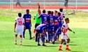 Jugador del Santos de Nasca fue expulsado, siguió jugando y se viene reclamo en mesa en Liga 2