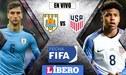 Uruguay vs Estados Unidos EN VIVO: fecha, hora, canal y alineaciones del amistosos FIFA
