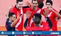Sudamericano de Vóley Masculino: programación, fixture y canal de los partidos de Perú