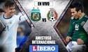 Argentina apabulló 4-0 a México por amistoso internacional fecha FIFA