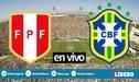 Perú vs Brasil [América TV EN VIVO] Amistoso vía Latina en Los Ángeles