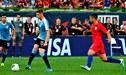 Uruguay empató 1-1 con Estados Unidos en amistoso internacional FIFA [VIDEO]