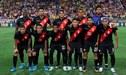 ¡No es el cuco! Perú le quita récord de partidos invictos a Brasil