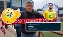 Twitter: ¿Por qué Ramón Quiroga se hizo tendencia luego de la victoria de Perú? [VIDEO]