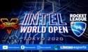 ¡Torneos de StreetFighter V y Rocket League auspiciado por las Olimpiadas!