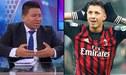 Selección Peruana: Organizan pollada para que Silvio Valencia pueda traer a Lapadula de Italia [VIDEO]