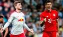 RB Leipzig, líder de la Bundesliga, tendrá una prueba de fuego ante el Bayern Múnich [VIDEO]