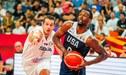 Estados Unidos cae ante Serbia y ahora peleara por el séptimo lugar del Mundial de Básquet China 2019