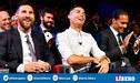 Lionel Messi responde ante la oferta de Cristiano Ronaldo de ir a cenar juntos