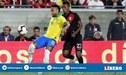 """Pedro Aquino ajustó a Neymar: """"Jugando así, se le puede ganar a Brasil y a otros equipos"""""""