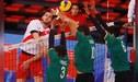 Perú venció 3-0 a Bolivia por la tercera fecha del Sudamericano de Vóley 2019
