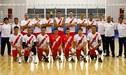 Perú ganó 3 sets a 2 a Colombia y quedó quinto en el Sudamericano de Vóley Masculino 2019