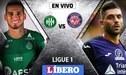 Saint-Étienne 1-2 Toulouse EN VIVO por la jornada 5 de la liga francesa