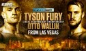 Fury vs Wallin [ESPN EN VIVO] BOXEO GRATIS en directo por Streaming TV