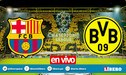 Fox Sports [EN VIVO] Champions League 2019 Barcelona vs Borussia Dortmound