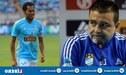 Carlos Lobatón habló de la salida de Claudio Vivas de Sporting Cristal