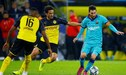 Barcelona vs Borussia Dortmund: equipos empataron 0-0 por la Champions League