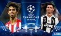 Atlético de Madrid vs Juventus EN VIVO por la primera fecha de la Champions League