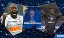 Corinthians vs Independiente del Valle EN VIVO ONLINE: El 'Timao' empata 0-0 por la semifinal de la Sudamericana