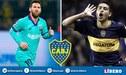 "Juan Román Riquelme quiere que Messi juegue en Boca Juniors: ""Sería maravilloso"""