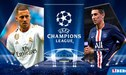 Real Madrid vs PSG [EN VIVO]: Con Hazard por la fecha 1 de la Champions League