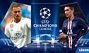 Real Madrid vs PSG [EN VIVO]: merengues pierden 2-0 en París por la Champions League