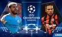 Manchester City vs Shakhtar Donetsk EN VIVO vía Fox Sports: Alineaciones y hora en la Champions League