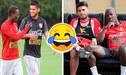 Selección Peruana: Luis Advíncula trolea a Carlos Zambrano y él responde así [FOTOS]