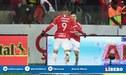 Lo sufre Paolo Guerrero: D'Alessandro es baja para la Copa de Brasil
