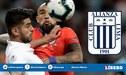 "Carlos Zambrano: ""Me gustaría salir campeón con Alianza Lima"""