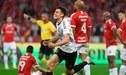 Paranaense dio el golpe: venció 2-1 a Internacional y es campeón de la Copa de Brasil