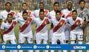 Selección Peruana: Conoce la nueva posición de la 'Bicolor' en el Ranking FIFA