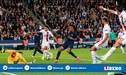 """Courtois sobre el primer gol del PSG: """"No me dio tiempo a reaccionar"""""""