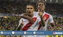 ¡Vuelve el goleador! Paolo Guerrero figura en la lista preliminar de convocados para amistosos ante Uruguay