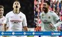 """Chicharito: """"Si le anotó al Real Madrid lo celebraré, soy del Sevilla"""""""