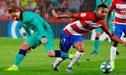 Barcelona cayó 2-0 ante Granada en la fecha 5 de LaLiga de España [VIDEO RESUMEN]