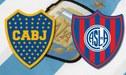 Boca vs San Lorenzo [FOX Sports EN VIVO] En directo 0-0 PT Superliga