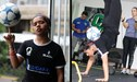 Mishell Loli, la freestyler peruana que vende rifas y polladas para participar en torneo internacional [VIDEO]