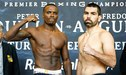 Angulo vs Quillin [FOX Sports EN VIVO] Resultados en directo por video