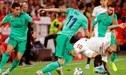 Real Madrid vs Sevilla [DirecTV EN VIVO] empatan 0-0 en partidazo por LaLiga