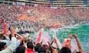 Universitario vs Alianza Lima: Estadio Monumental lucirá lleno total