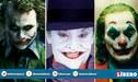 Joker: ¡Imperdible! Revisa las encarnaciones del villano de Batman en el cine