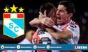 River Plate cerca de alcanzar récord histórico de Sporting Cristal en la Libertadores