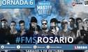 FMS Argentina 2019: Conoce las batallas confirmadas para la jornada 6