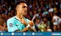 """Lautaro Martínez: """"Cristiano es un campeón como Messi"""""""